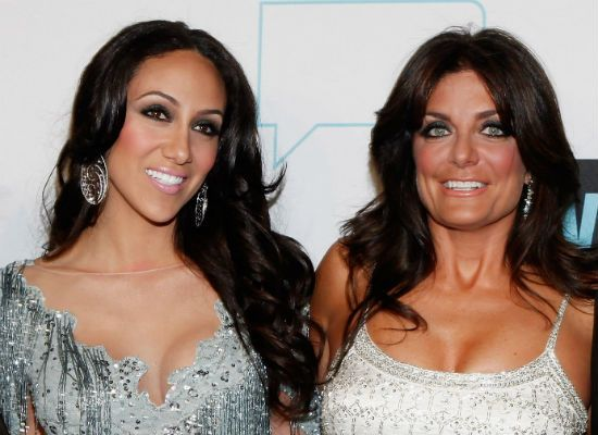 'Real Housewives of New Jersey': Melissa Gorga talks setting Teresa Giudice straight and Kathy Wakile explains why she's in the fray