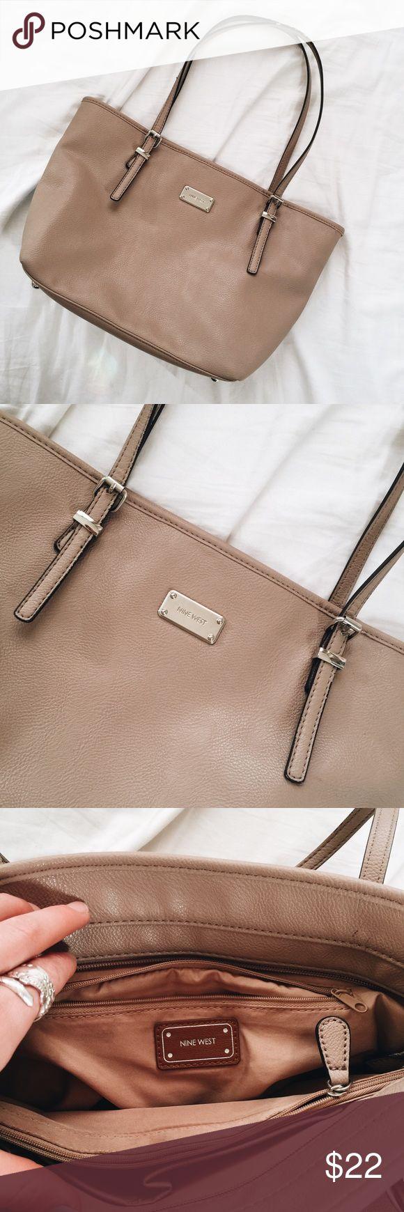 Nude Nine West purse Nude Nine West purse Nine West Bags Mini Bags