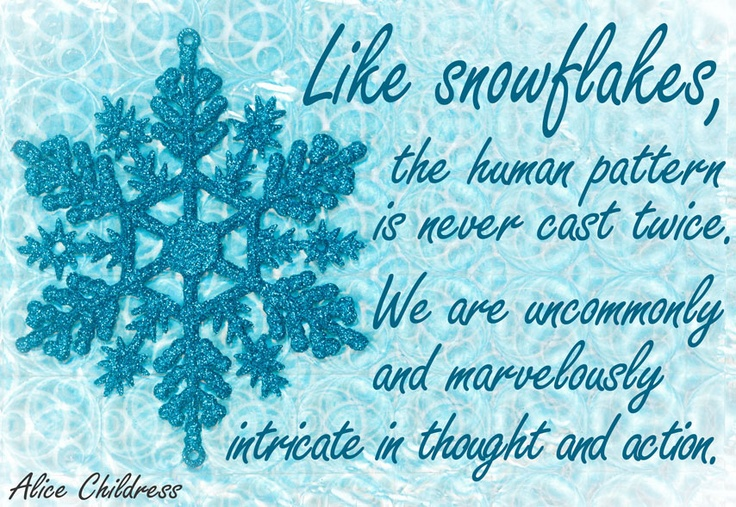 #snow #winter #quotes #snowflakes  Hollands WinterONEderland Party  Pi...