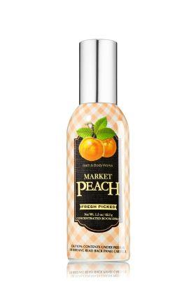 Market Peach 1.5 oz. Room Perfume - Slatkin & Co. - Bath & Body Works