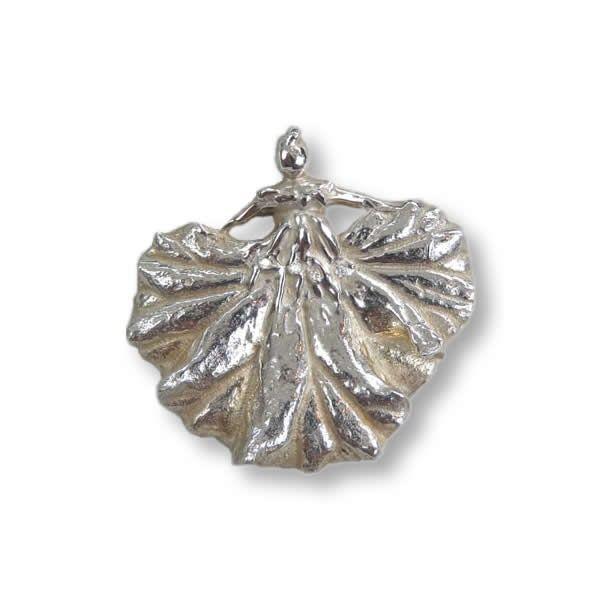 Bridal in lace | pendant | hanger | Art Styles jewelry | zilver | Studio Art Styles