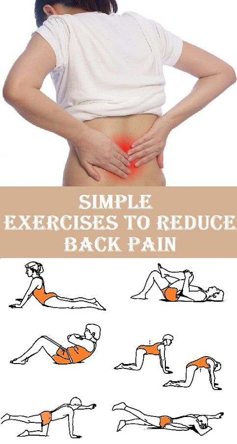 Simple Bedroom Exercises 1287 best back pain exercises images on pinterest | fitness