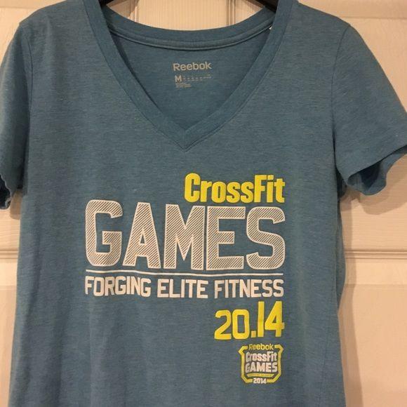 2014 reebok crossfit open tee