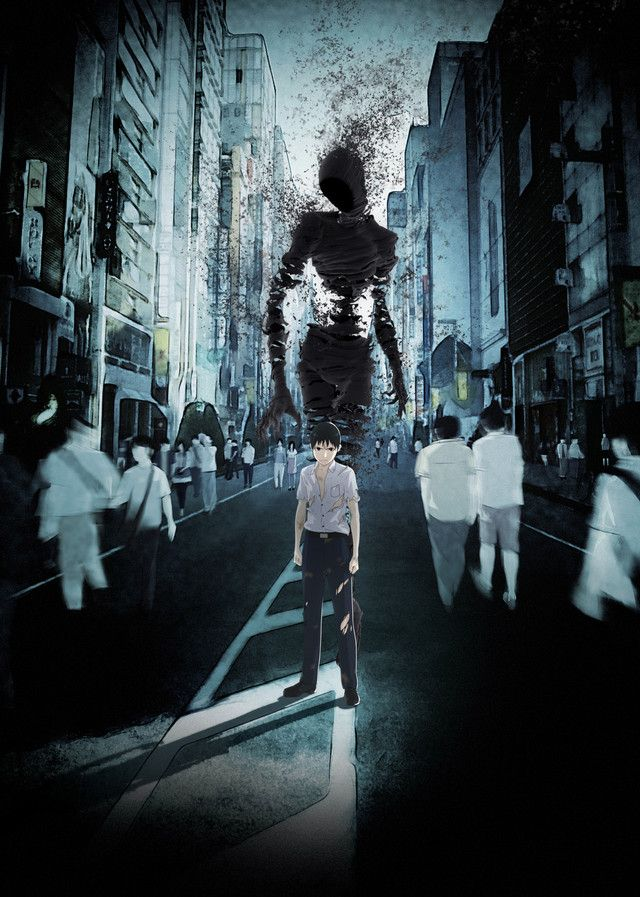 Ajin, watched that movie part 1 last night, even tho im not a fan of that CGI animation, anime was brutal, and that sound when ajin is coming back to life is so creepy!