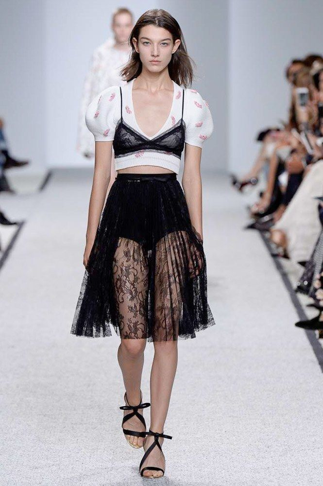 Giambattista Valli, fashion is romantic she is