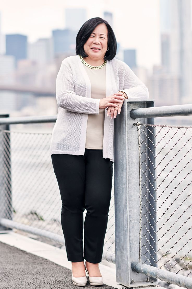 Joyce Mariner, 58, Owner of an Expedia CruiseShipCenter