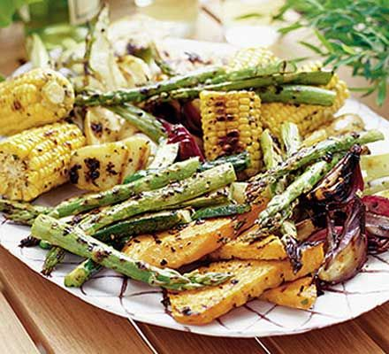 Mediterranean marinated vegetables recip