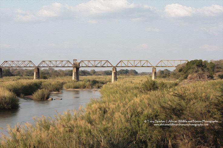 The Old Skukuza Railway Bridge by Tony Sparkes on 500px