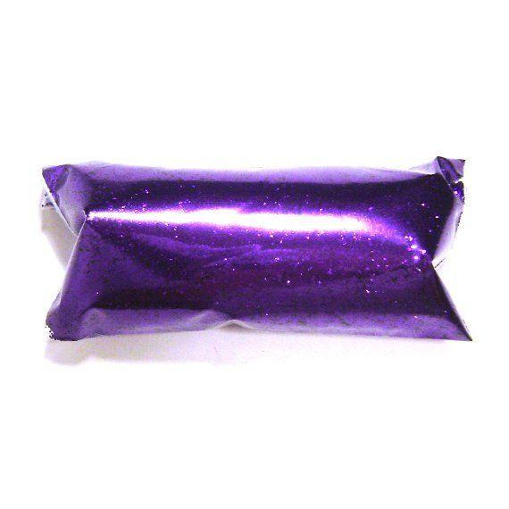 Bright Purple Glitter Fine .015″ Loose Solvent Resistant Poly Glitter – Shoe, Ma…