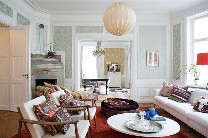 design attractor: Fantastic Apartment in Stockholm