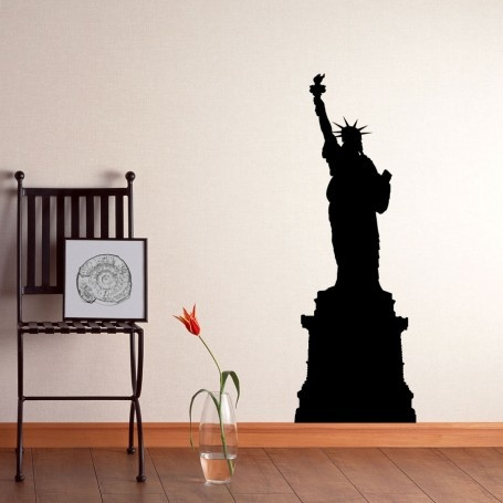 Majestic Wall Art - Statue of Liberty Vinyl Wall Decal $59.00 (http://www.majesticwallart.com/Vinyl-Wall-Decals/Landmarks-Vinyl-Wall-Decals-Stickers-Art-Graphics-Decor/Statue-of-Liberty-Vinyl-Wall-Mural-Decal-Sticker-Art-Graphics-Wallpaper-Decor.htm)