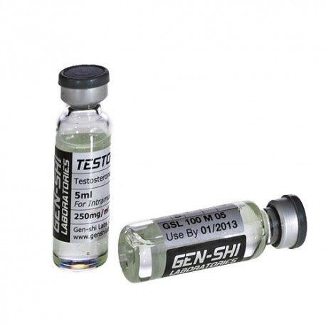 #Testosterone Cypionate 250mg Gen-Shi 5ml (250mg/ml) | Price - £ 18.00 | #Steroids for sale UK