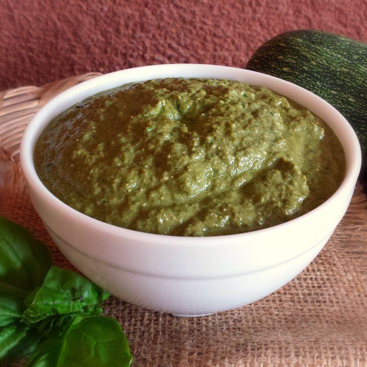 Pesto di zucchine, ricetta condimento | Il mondo di Adry