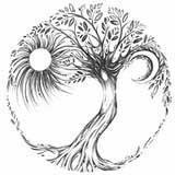 TREE of LIFE~Original Tree of Life drawing~