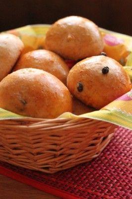 банановые булочки с овсянкой и изюмом от Джанго-кати
