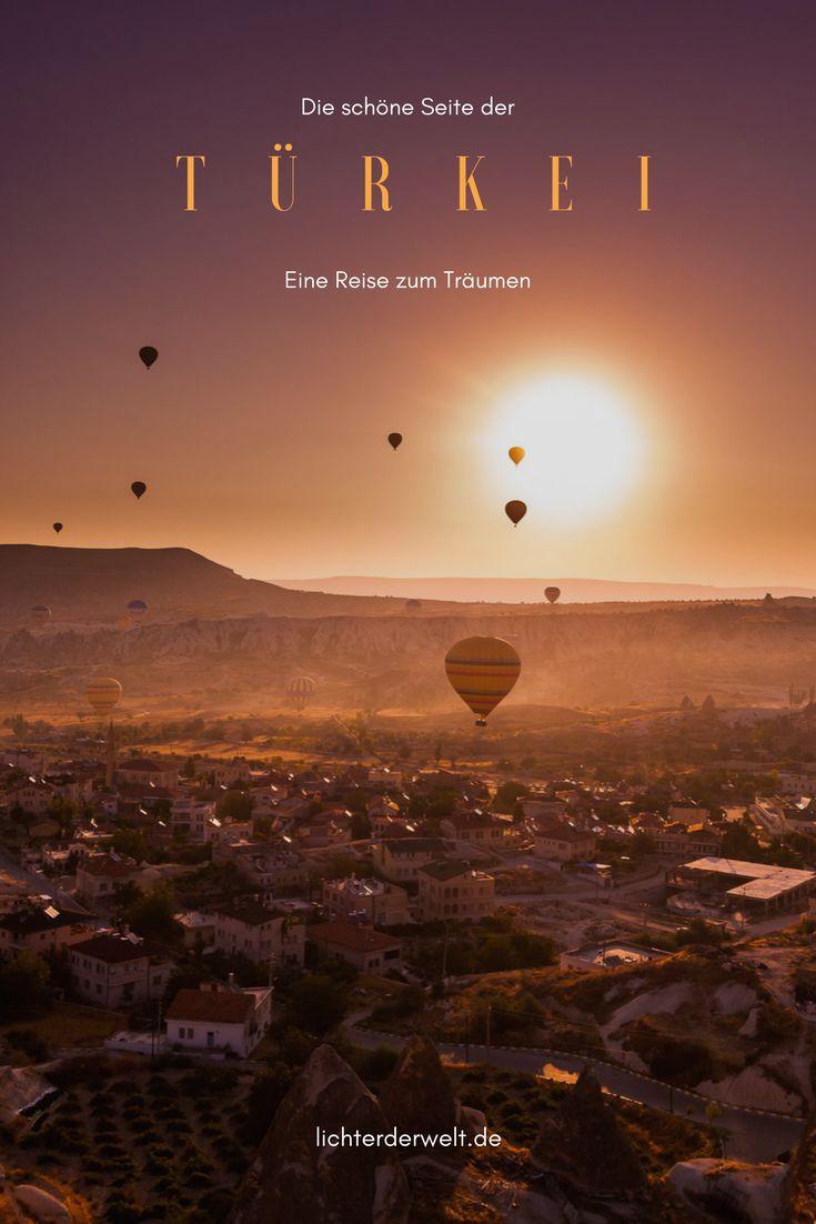 Die schöne Seite der Türkei. Eine Reise in 16 Bildern zum  Träumen