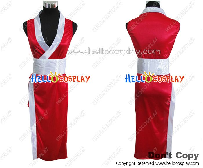 ==> [Free Shipping] Buy Best The King Of Fighters Cosplay Mai Shiranui Dress H008 Online with LOWEST Price | 32791084678
