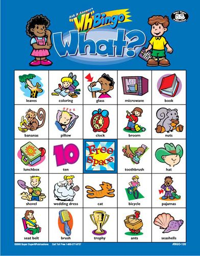 Fun Push-In Speech Therapy Activity for WH Questions via The Speech Knob
