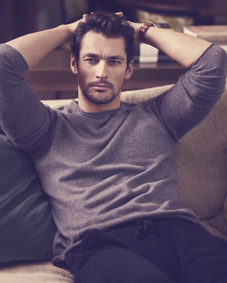 HQ Outtake - David Gandy for Marks & Spencer 'Gandy For Autograph' Photographer: Camille Sanson