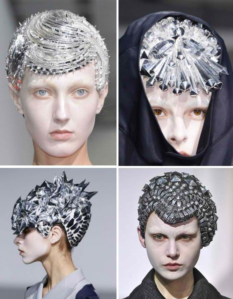 Futuristic Fashion: 35 Out-of-this-World Designer Looks