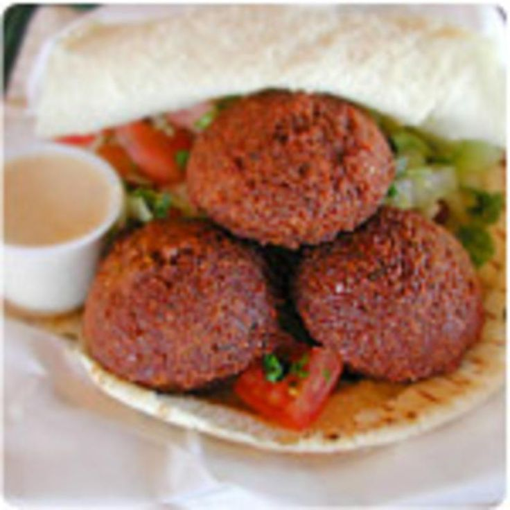Falafel Sandwich - Hungry Pocket Falafel House - Zmenu, The Most Comprehensive Menu With Photos