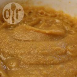 Soupe poireaux patates douces @ allrecipes.fr