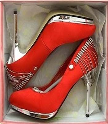 1000  ideas about Red High Heels on Pinterest | Red heels Black