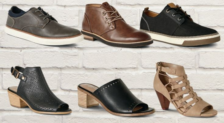 Lots of styles to choose from at Mark's Yorkton!!