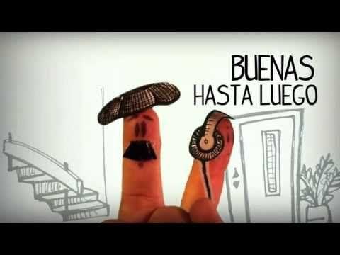 Saludos en español, conversación básica - Aprender español online gratis - YouTube