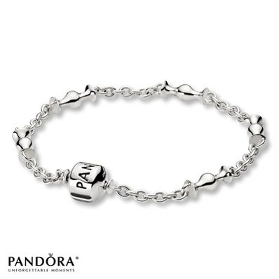 Pandora 5 Clip Station 8 3 Bracelet Like Pinterest Bracelets And