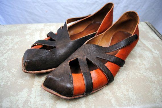 Vintage Cydwoq Shoes - EUR Size 39 1/2