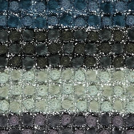 Sophie Digard, Scarf, Pearl - Selvedge