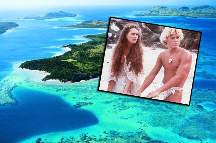 """Die """"Blaue Lagune"""" auf Fidschi – berühmter Drehort für Brooke Shields Film - TRAVELBOOK.de"""