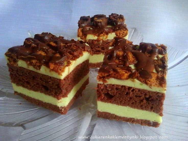 """domowa cukierenka: ciasto """"pomysłowe"""""""