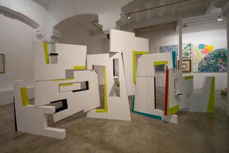 Nuria Mora en Delimbo Gallery  C/Pérez Galdós 1acc (Sevilla)