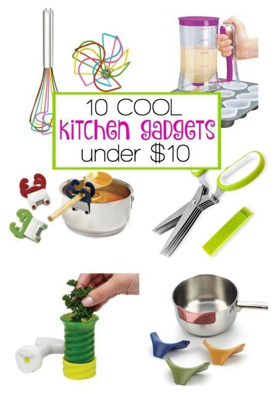 10 Cool Kitchen Gadgets Under 10 Gadgets Cool Kitchen