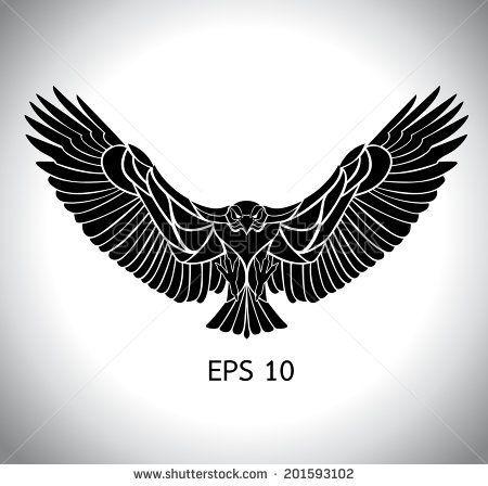 Tattoos on Pinterest | Eagle Tattoos, Eagles and Men Back Tattoos