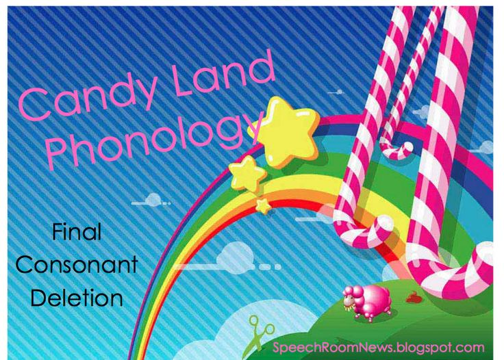 Candy Land Phonology Game: Speech Language, Rooms News, Speech Therapy, Candyland, Cards Games, Candy Town, Speech Rooms, Therapy Ideas, Candy Land