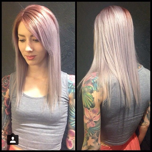 Pastel blonde  www.chillicouture.com.au