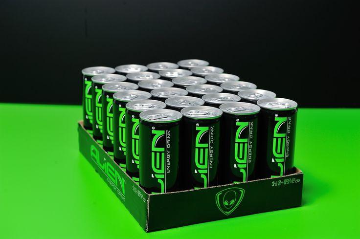 24 Tray - ALIEN ENERGY Drink