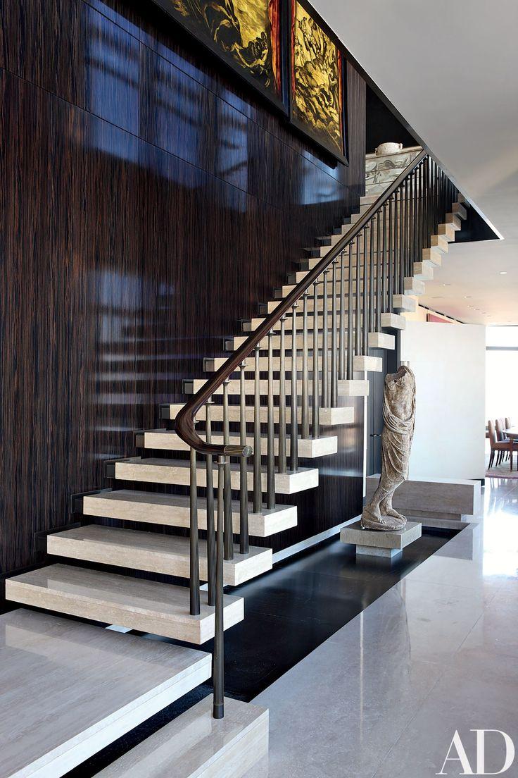 A Manhattan Duplex is Radically Redesigned by Carlos Aparicio Photos | Architectural Digest