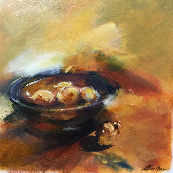 Memories, The Golden Harvest –  Oil on canvas PLATFORMstore