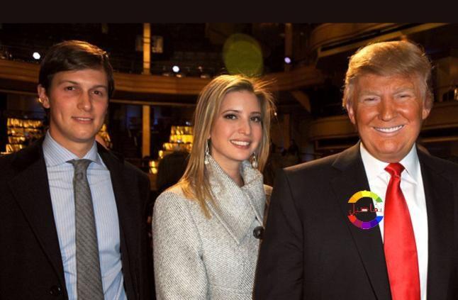 """صرح احد مسئولي القصر الرئاسي أن الرئيس الأمريكي قام بتعيين رجل الأعمال """" كوشنر """" 36 عاما وهو زوج ابنته """" ايفانكا ترامب """" ليكون أحد مستشاريه البارزين"""