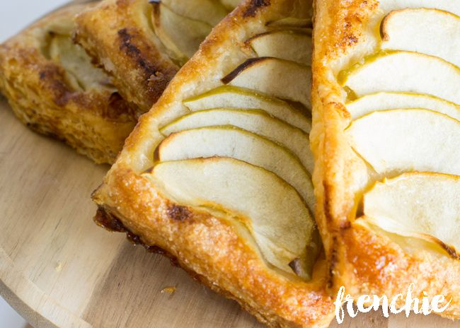 Create these amazing Mini French Apple Tart using premade puff pastry. So delicious and less time consuming. A version of Ina Garten aka Barefoot Contessa
