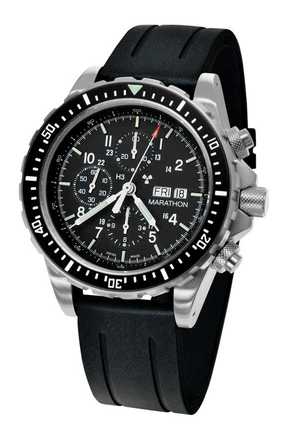 Chronograph Pilot Watch - CSAR Marathon Watch Company Ltd