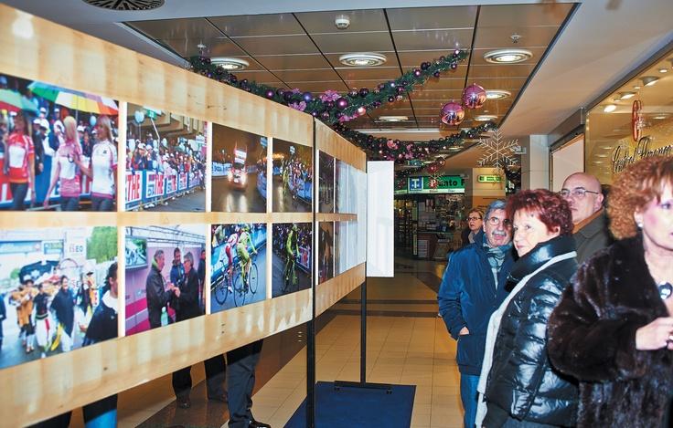 La mostra fotografica rimarrà aperta dal 6 al 24 dicembre 2012 al piano terra del Centro Commerciale La Meridiana