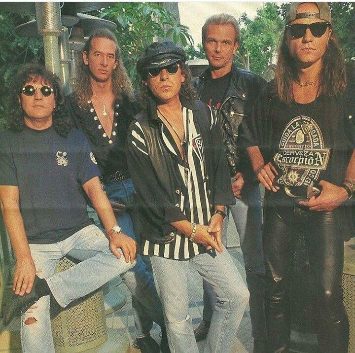 воротник фото группы скорпионс в молодости данной странице