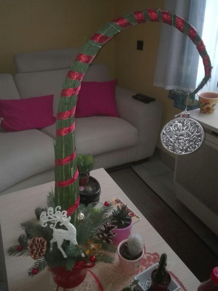 my Grinch tree. :)  #christmas #grinchtree #beautiful