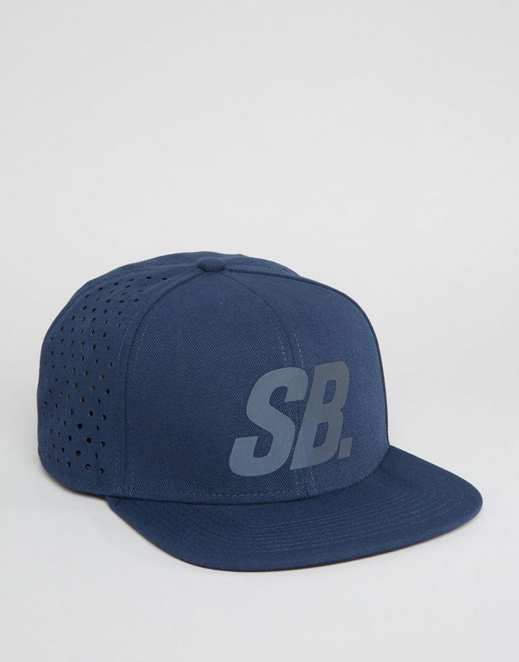 Get this Nike Sb's cap now! Click for more details. Worldwide shipping. Nike SB Reflect Perf Pro Cap In Blue 804567-451 - Blue: Cap by Nike Skateboarding, Woven fabric, Domed crown, Eyelet vents, Flat peak, Snapback strap, Machine wash, 100% Polyester, Supplier code: 804567 - 451.  (gorra, gorra, gorrita, gorritas, cap, kappe, gorra, casquette, cappellino con frontino)