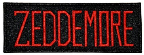 Commemorate your favorite cult classic with an awesome Ghostbusters Movie ZEDDEMORE Uniform Name Chest Patch . Free shipping on Ghostbusters orders over $50. #valentinesday